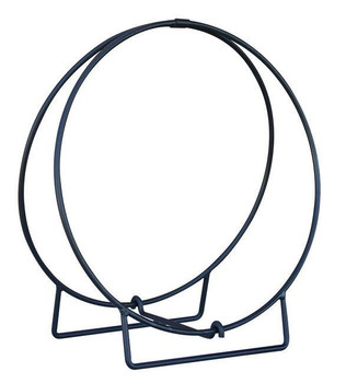 Uniflame Uniflame Black 24 Diameter Log Hoop