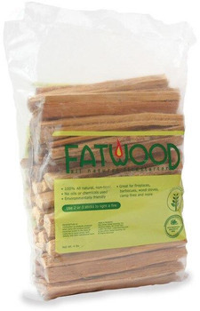Blue Rhino FatWood 4 pound Fatwood in Poly Bag