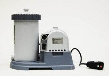 Intex Intex Above Ground Pool Filter Pump with timer 2500 GPH Model 28633EG