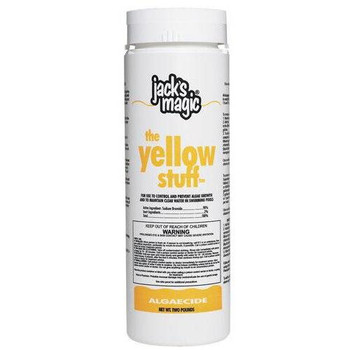 Jacks Magic Jacks Magic 2lb Yellow Stuff Algaecide