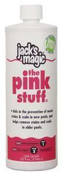 Jacks Magic Jacks Magic 1 Quart Metal Solution The Pink Stuff 2 pack