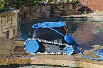 Maytronics Dolphin Nautilus Robotic Pool Cleaner With CleverClean