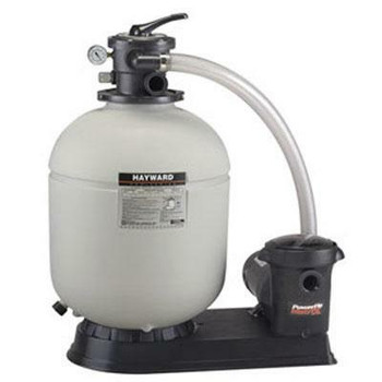Hayward Hayward Top Mount Sand Filter with Pump Combo