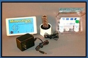 Lifeguard Purification Electronic Copper-Silver Ion Purifier Mineralizer M411B