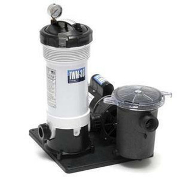 WaterWay WaterWay 520-4070 TWM-30 Above Ground Cartridge Filter System