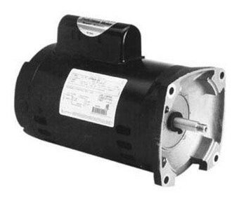 Regal Beloit AO Smith B2853 1 HP Replacment Square Flange Motor