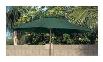 Patio Living Concepts Economy Market Umbrella 9 ft Diameter
