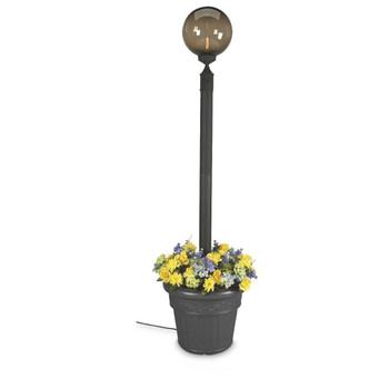 Patio Living Concepts Bronze Globe Planter Lamp