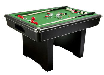 Carmelli Games and Sports Renegade Slate Bumper Pool Table
