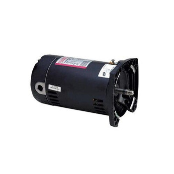 Regal Beloit Magnatek B985 Replacement 2HP 2 Speed Square Flange Motor