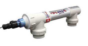 Solaxx Nuvo Ultraviolet Water Sterilizer by Solaxx Model UV1500A for Above Ground Pools