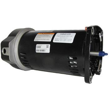 Regal Beloit Century HSQ125 Motor 1.25 HP 115/230v