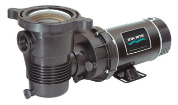 Sta-Rite Pentair Sta-Rite Opti-Flo 1 HP 2 Speed Pool Pump Model 347991