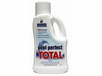 Natural Chemistry Natural Chemistry Pool Perfect TOTAL 2 Liter Bottle