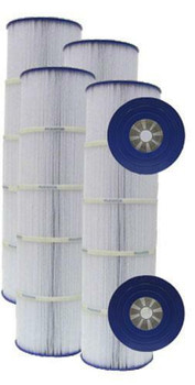 Pleatco Replacement Filters for Hayward SwimClear C4030 C4025 4 pack of cartridges Model Number PA106-PAK4