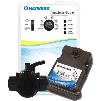 Hayward Hayward GLC-2P-A Solar Pool Heating Control
