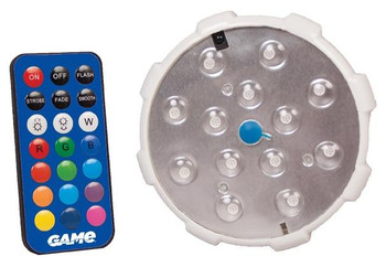 GAME Color Changing Magnetic Pool Light