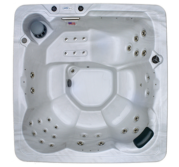 Hudson Bay Spas 6 Person Acrylic Hudson Bay Spas Model HB34