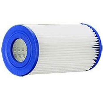 Pleastco Replacement Cartridge for Intex Filter Type A Filter 6 Pack