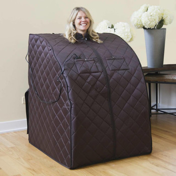Blue Wave Harmony Deluxe Oversized Portable Sauna