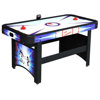 Blue Wave Patriot 5-ft Air Hockey Table