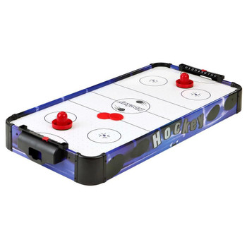 Blue Wave Blue Line 32-in Portable Table Top Air Hockey