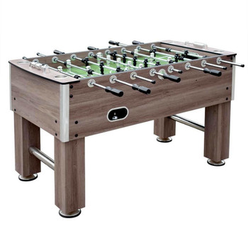 Blue Wave Driftwood 56-in Foosball Table
