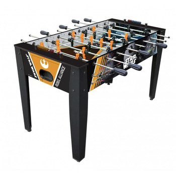 Blue Wave Star Wars Death Star Assault 54-in Foosball Table