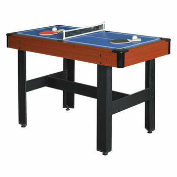 Blue Wave Triad 48-in 3-in-1 Multi-Game Table