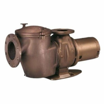 Pentair Pentair C-Series High Head 7.5 HP Commercial Pool Pump 011658