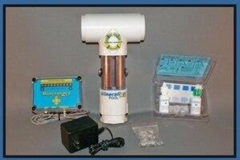 Lifeguard Purification Copper / Silver Ion Generator Model M402