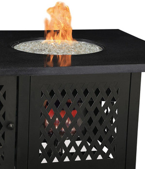 Endless Summer Endless Summer LP Gas Outdoor Fire Pit with DualHeat Technology
