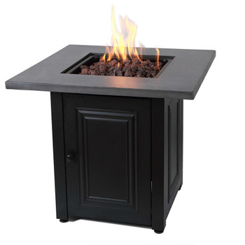 Endless Summer Endless Summer Wakefield LP Gas Outdoor Fire Pit