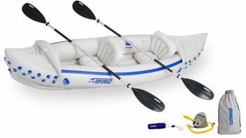 Sea Eagle Sea Eagle SE330K Deluxe Kayak Package