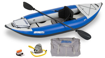 Sea Eagle Sea Eagle 300XK Pro Carbon Kayak Package