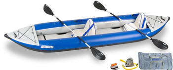 Sea Eagle Sea Eagle 420X Deluxe Kayak Package