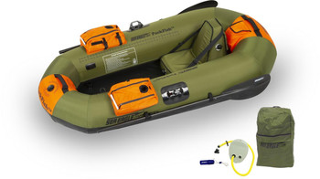 Sea Eagle Sea Eagle PackFish7 Deluxe Inflatable Fishing Boat