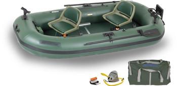 Sea Eagle Sea Eagle STS10 Stealth Stalker Inflatable Fishing Boat