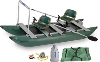 Sea Eagle 375FC FoldCat Pro Angler Fishing Boat