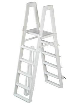 Ocean Blue Ocean Blue A-Frame Ladder Padlock Included