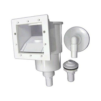 Hayward Hayward Above Ground Pool Standard White Wide Mouth Skimmer SP1091WM