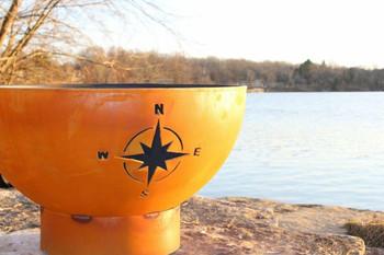 Fire Pit Art Navigator Fire Pit