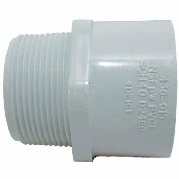 2 inch PVC Adapters for valve installation