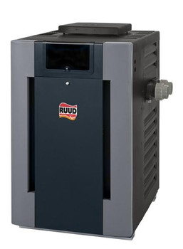 Raypak Raypak Ruud M206A 199K BTU Pool and Spa Natural Gas Heater Millivolt