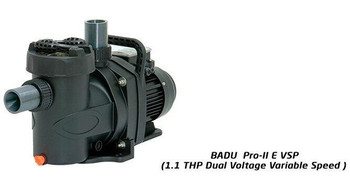 Speck BADU Pro Premium Energy Efficient Variable Speed - Energy Star Pump