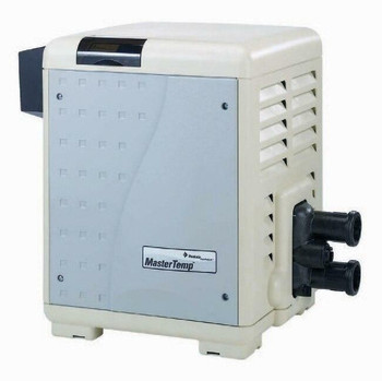 Pentair Pentair MasterTemp 250K ASME Natural Gas Inground Pool Heater