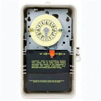 Intermatic Intermatic 208-277V Timer DPST - 40 Amps