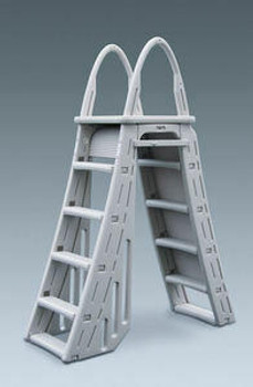 Confer Plastics Roll Guard A Frame Above Ground Pool Ladder Confer Plastics 7200