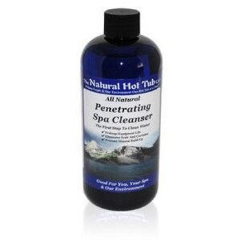 The Natural Hot Tub Company The Natural Hot Tub Company penetrating spa cleanser treatment