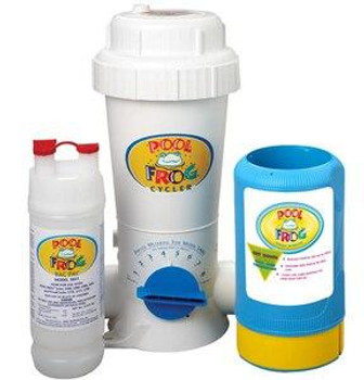 King Technology POOL FROG Purification System for In Ground Swimming Pools
